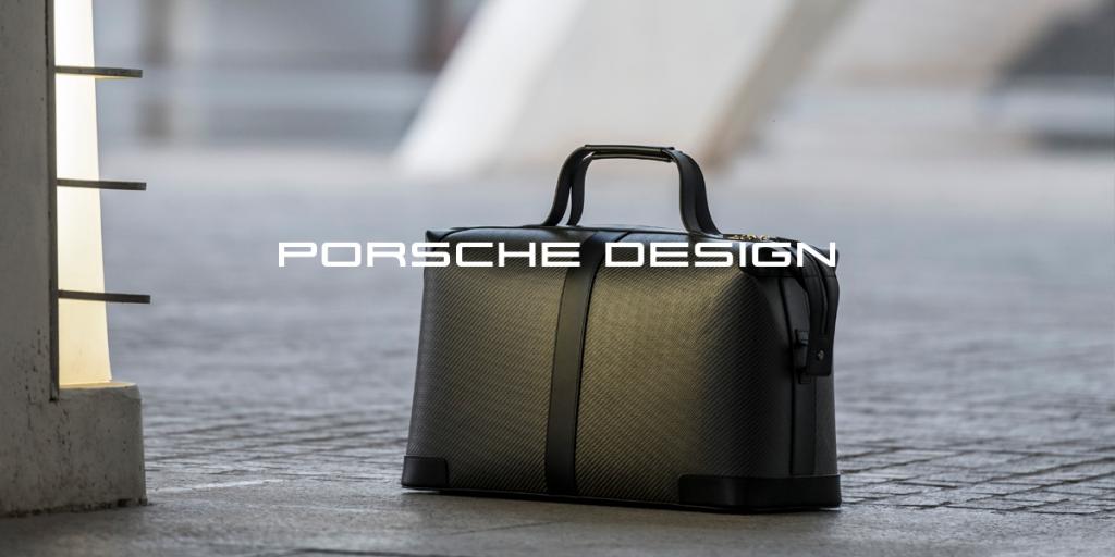 luxus reisegepäck und weekender von porsche design