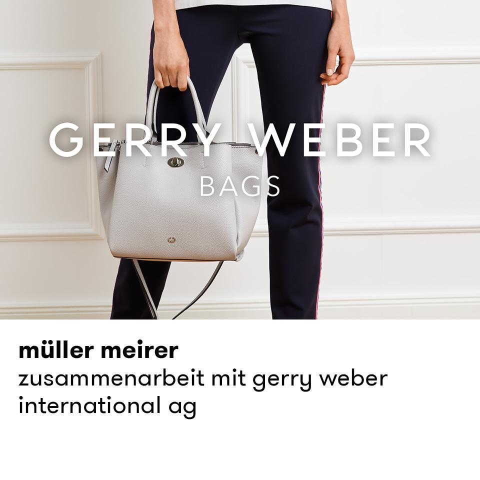 müller meirer | zusammenarbeit mit gerry weber international ag